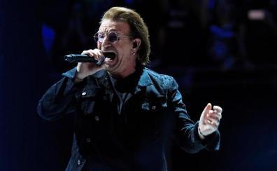 «No hay nacionalismo bueno», dice Bono de U2 en Madrid