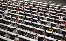1.992 personas se enfrentan hoy a los primeros exámenes de la segunda OPE unificada de Policías Locales
