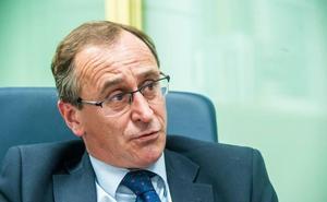 Alonso dice que el PNV quiere «romper» con España «pero le faltan votos»