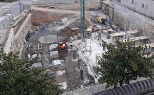 El Ayuntamiento de Erandio valora adquirir hasta 120 plazas del parking privado de Astrabudua