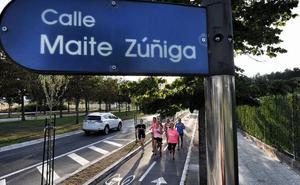 Atropellan a un ciclista cerca del lugar donde Martín Fiz fue arrollado
