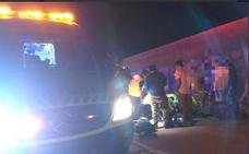 Trasladada a Cruces una persona que cayó desde un desnivel en el espigón de Castro Urdiales