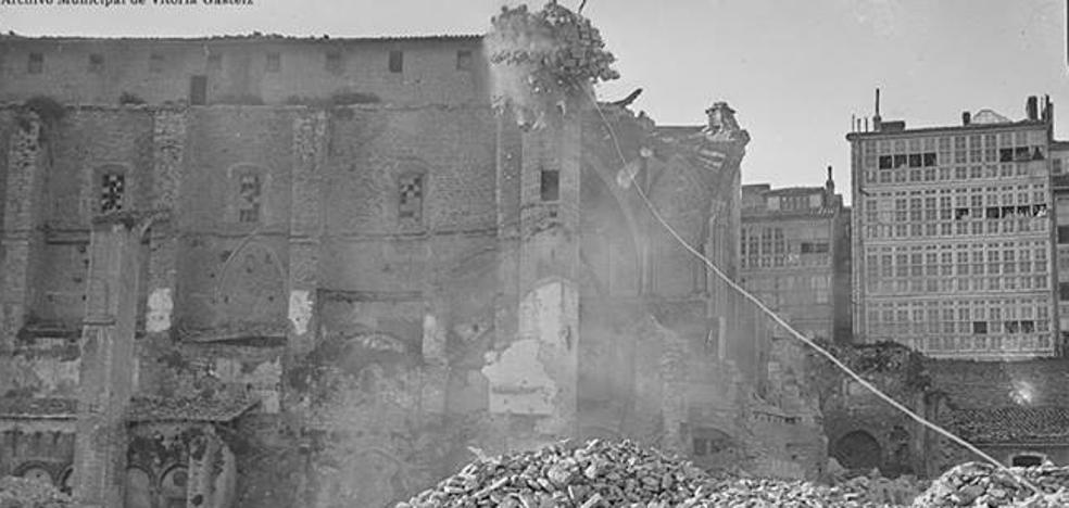 El patrimonio urbano de Vitoria y el crecimiento de la ciudad a debate