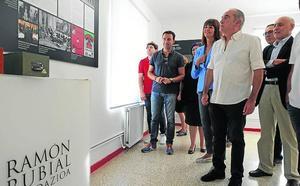 Eibar incorpora a sus fondos de documentación el Archivo del socialismo