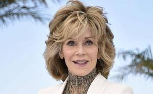 Jane Fonda supo del suicidio de su madre a los 67