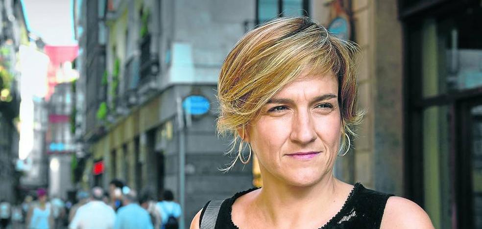 «La literatura vasca ahora está al nivel de cualquier literatura europea»