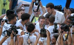El Real Madrid no se cansa de ganar