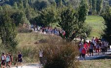 La fotos de la VII Marcha Solidaria Green de EL CORREO