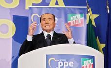 Berlusconi se postula como candidato a las próximas elecciones europeas
