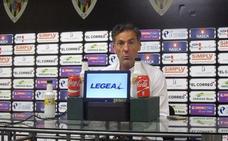 Larrazabal (Barakaldo): «El equipo ha hecho un trabajo defensivo encomiable»