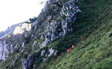 Muere un vecino de Eibar despeñado en Picos de Europa