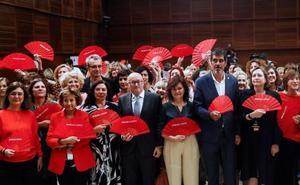 Las mujeres del cine español se plantan en San Sebastián