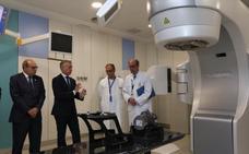 El nuevo acelerador para radioterapia de Cruces tratará a 500 pacientes al año