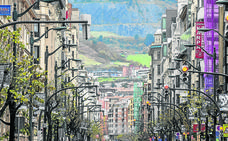 Bilbao es la capital del país que menos recauda con cargo al IBI