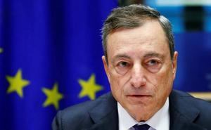 Draghi allana el camino para subir los tipos por el repunte «vigoroso» de la inflación