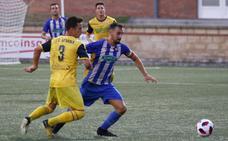 Ekaitz, un goleador 'improvisado' en Tabira