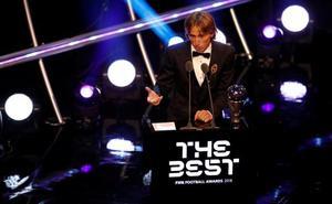 Modric se hace un hueco en la era Messi-Cristiano