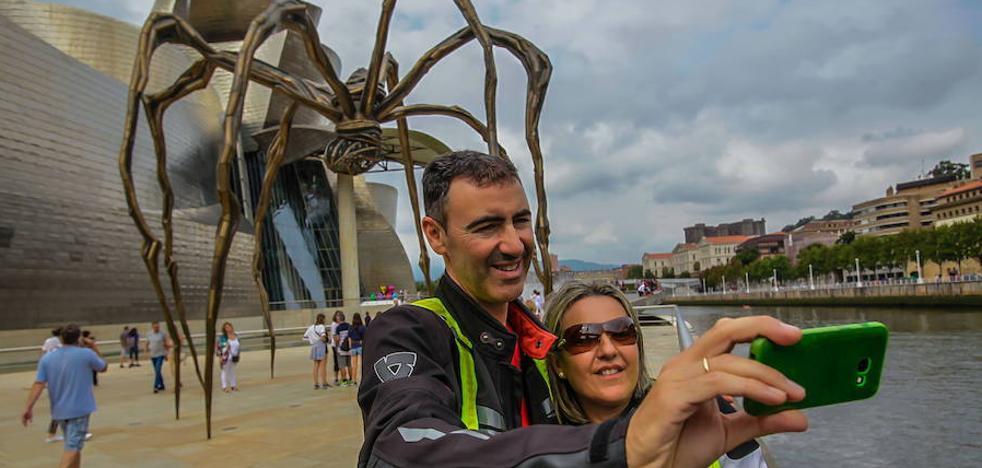 Más de dos millones de viajeros han visitado Euskadi en lo que va de año