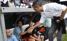 Iñigo Vélez (Amorebieta) : «Este triunfo confirma nuestra progresión»