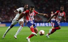 Atlético-Huesca, en directo