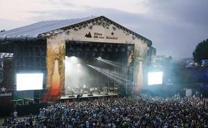 El Ayuntamiento de Bilbao recibió 1.470 invitaciones de un día para el último BBK Live