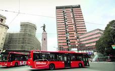 La Diputación pagará 1,3 millones al año por instalarse en la torre BBVA a partir de 2021