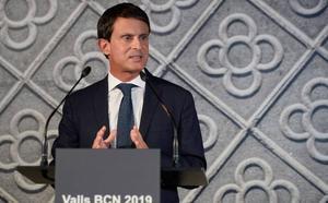 Manuel Valls optará a la alcaldía de Barcelona con una plataforma transversal