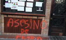 Vecinos denuncian la «brutal» muerte de un perro en Bilbao