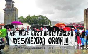 Usansolo Herria reclama a la Diputación que lidere el proceso de segregación
