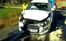 Fallece una niña de tres años al impactar contra su cabeza una tableta en un accidente de tráfico