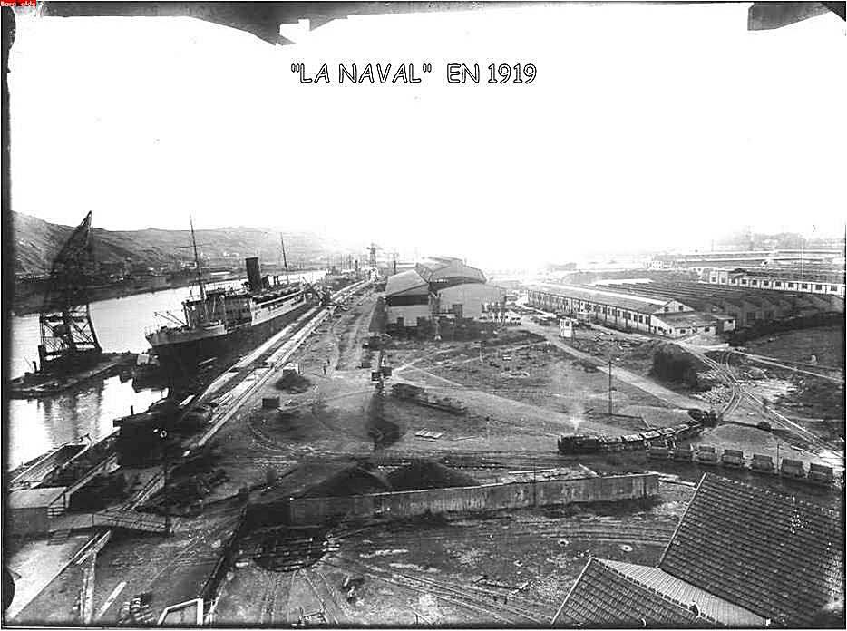 La historia de La Naval, en imágenes