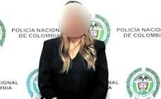 Interceptan a una vitoriana y a su marido con «dos kilos de cocaína» en Bogotá