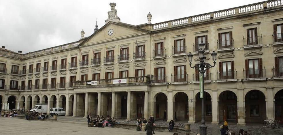 Filtran el examen de un proceso selectivo del Ayuntamiento de Vitoria antes de la prueba