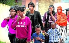Las hijas de 2 y 4 años de la asesinada en Ollerías permanecieron junto al cadáver más de 24 horas