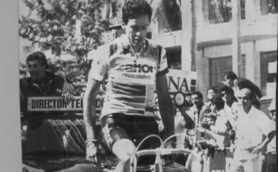 Fallece el ciclista 'Tati' Egiarte, ganador de una etapa en la Vuelta de 1986