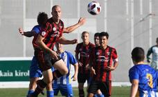 «Me está costando marcar, pero los goles llegarán», asegura Jon Etxaniz (Arenas)