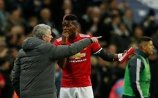 La guerra entre Mourinho y Pogba dispara la tensión en el United