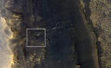 La NASA logra ver a su robot Opportunity en Marte, pero sigue sin comunicarse