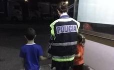 Detienen en Salamanca al padre de dos menores por no entregarlos a su madre en Bizkaia