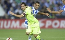 El colista muestra las vergüenzas del Barça