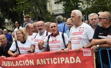 El Pacto de Toledo acuerda volver a subir las pensiones con el IPC real