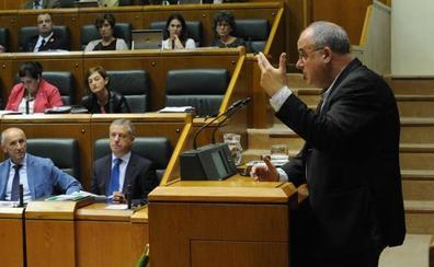 El PNV insiste en el Parlamento en la presunción de inocencia de los implicados en el 'caso De Miguel'