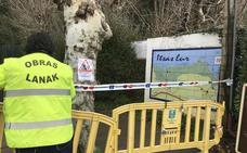 Reabrir el paseo de Itsaslur en Muskiz costará 200.000 euros