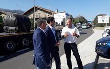 Diputación dedica 7,2 millones a mejorar la seguridad de la N-634 desde Iurreta a Euba