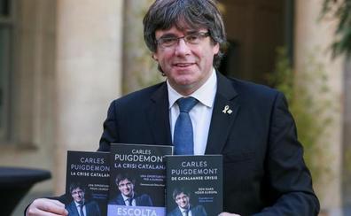 Puigdemont intervendrá por vídeo en el acto de Gure Esku Dago en Gernika