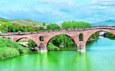Un camino de puentes