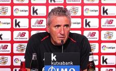 Joseba Agirre: «El partido ante el Rayo tiene que ser un punto de inflexión para volver a la senda del triunfo»