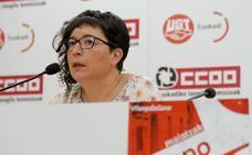 CC OO da por anulado el acuerdo entre Gobierno y Confebask y retira la denuncia