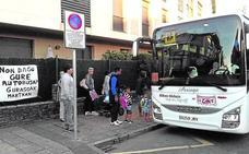 Gorliz valora presentar una queja ante Educación por suprimir el transporte escolar a los niños de 2 años