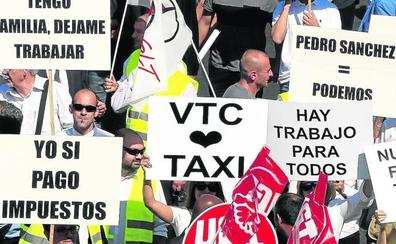 Las licencias VTC serán autonómicas y municipales a partir de otoño de 2022